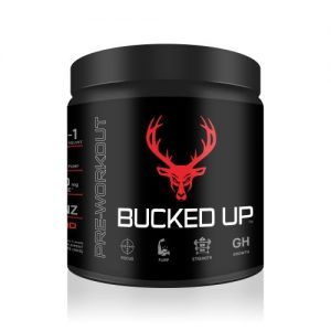 Bucked Up Pre Workout By DAS Labs, Blood Raz, 30 Servings   Comprar Suplemento em Promoção Site Barato e Bom