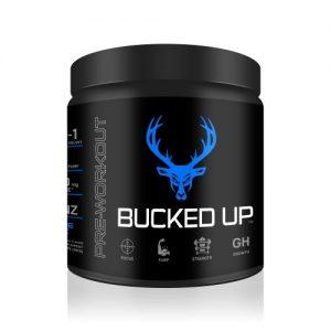 Bucked Up Pre Workout By DAS Labs, Blue Raz, 30 Servings   Comprar Suplemento em Promoção Site Barato e Bom