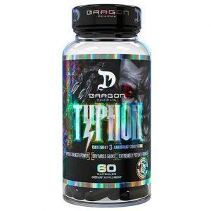 Dragon Pharma Typhon, 60 Caps   Comprar Suplemento em Promoção Site Barato e Bom