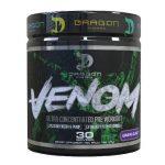 Venom Pre Workout By Dragon Pharma   Comprar Suplemento em Promoção Site Barato e Bom