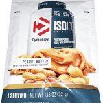 Dymatize ISO 100, Peanut Butter, Single Packet   Comprar Suplemento em Promoção Site Barato e Bom