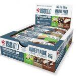 Dymatize Iso 100 Bars, Variety Pack, 12/Box   Comprar Suplemento em Promoção Site Barato e Bom