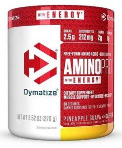 Dymatize Amino Pro Energy, Pineapple Guava, 30 Servings   Comprar Suplemento em Promoção Site Barato e Bom