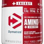 Dymatize Amino Pro Energy, Fruit Punch, 30 Servings   Comprar Suplemento em Promoção Site Barato e Bom