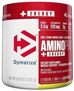 Dymatize Amino Pro Energy, Lemon Lime, 30 Servings   Comprar Suplemento em Promoção Site Barato e Bom