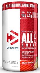 All 9 Amino By Dymatize, Orange Cranberry, 30 Servings   Comprar Suplemento em Promoção Site Barato e Bom