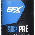 EFX Pre Workout, Training Ground Pre, Orange Mango, 20 Servings   Comprar Suplemento em Promoção Site Barato e Bom