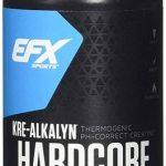 EFX Kre Alkalyn Hardcore, 120 Caps   Comprar Suplemento em Promoção Site Barato e Bom