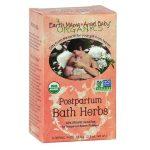 Postpartum Bath Herbs By Earth Mama, 6 Herbal Pads   Comprar Suplemento em Promoção Site Barato e Bom