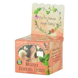 Mama Bottom Balm By Earth Mama, 2 fl. oz.   Comprar Suplemento em Promoção Site Barato e Bom