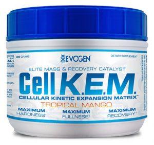 Cell KEM By Evogen, Tropical Mango, 40 Servings   Comprar Suplemento em Promoção Site Barato e Bom