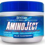 AminoJect By Evogen, Blue Raspberry, 30 Servings   Comprar Suplemento em Promoção Site Barato e Bom