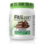 Fit and Lean Meal Replacement, Chocolate, 1LB   Comprar Suplemento em Promoção Site Barato e Bom