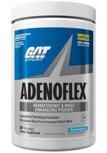 Adenoflex By GAT Sport, Blue Raspberry, 30 Servings   Comprar Suplemento em Promoção Site Barato e Bom