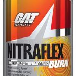 Nitraflex Burn By GAT, Blue Raspberry, 30 Servings   Comprar Suplemento em Promoção Site Barato e Bom