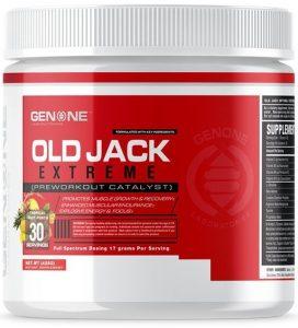 Old Jack Extreme By Genone Labs, Tropical Fruit Punch, 30 Servings   Comprar Suplemento em Promoção Site Barato e Bom