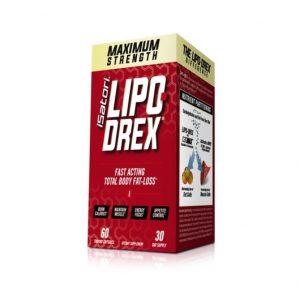 Lipo Drex Fat Burner By Isatori, 60 Caps   Comprar Suplemento em Promoção Site Barato e Bom