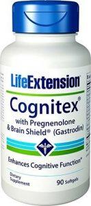 Cognitex with Pregnenolone and Brain Shield By Life Extension, 90 Softgels   Comprar Suplemento em Promoção Site Barato e Bom