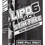 LIPO 6® BLACK STIM FREE BY NUTREX®, 60 CAPS   Comprar Suplemento em Promoção Site Barato e Bom