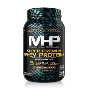 Super Premium Whey Protein By MHP, Chocolate, 25 Servings   Comprar Suplemento em Promoção Site Barato e Bom