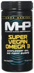 MHP Super Vegan Omega 3, 90 Softgels   Comprar Suplemento em Promoção Site Barato e Bom