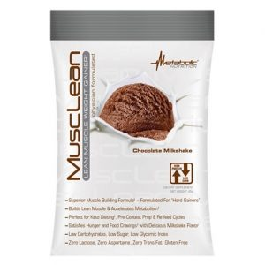 MuscLean By Metabolic Nutrition, Chocolate Milkshake, Sample Packet   Comprar Suplemento em Promoção Site Barato e Bom
