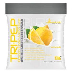 TriPep By Metabolic Nutrition, Lemonade, Sample Packet   Comprar Suplemento em Promoção Site Barato e Bom