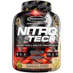 Nitro-Tech, Performance Series, By MuscleTech, Banana Bliss, 4lb   Comprar Suplemento em Promoção Site Barato e Bom