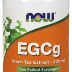 EGCg Green Tea Extract By NOW, 400 mg 90 Veg Caps   Comprar Suplemento em Promoção Site Barato e Bom
