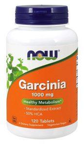 NOW Garcinia, 1000 mg, 120 Tabs   Comprar Suplemento em Promoção Site Barato e Bom