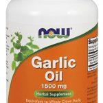 NOW Garlic Oil, 250 Softgels   Comprar Suplemento em Promoção Site Barato e Bom