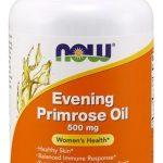 Evening Primrose Oil By NOW, 500 mg, 250 Softgels   Comprar Suplemento em Promoção Site Barato e Bom