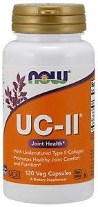 NOW UC-II Collagen Joint Health, 120 Veg Caps   Comprar Suplemento em Promoção Site Barato e Bom