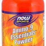 Amino 9 Powder By NOW, 330 Grams   Comprar Suplemento em Promoção Site Barato e Bom