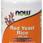 Red Yeast Rice By NOW   Comprar Suplemento em Promoção Site Barato e Bom