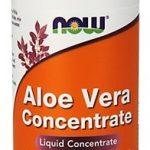 Aloe Vera Concentrate By NOW, 4 fl oz   Comprar Suplemento em Promoção Site Barato e Bom