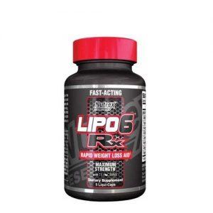 Lipo 6 Rx, By Nutrex, 5 Liqui-Caps   Comprar Suplemento em Promoção Site Barato e Bom