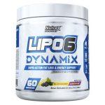 Lipo 6 Dynamix By Nutrex, Blackberry Lemonade, 60 Servings   Comprar Suplemento em Promoção Site Barato e Bom