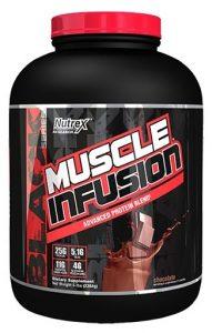 Muscle Infusion By Nutrex, Chocolate, 5LB   Comprar Suplemento em Promoção Site Barato e Bom