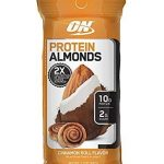 Protein Almonds By Optimum Nutrition, Cinnamon Roll, Single Packet   Comprar Suplemento em Promoção Site Barato e Bom