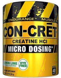Concret Creatine By Promera Sports, Lemon Lime, 48 Servings   Comprar Suplemento em Promoção Site Barato e Bom