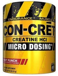 Concret Creatine By Promera Sports, Fruit Punch, 48 Servings   Comprar Suplemento em Promoção Site Barato e Bom