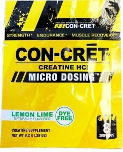 Concret Creatine By Promera Sports, Lemon Lime, 8 Servings   Comprar Suplemento em Promoção Site Barato e Bom