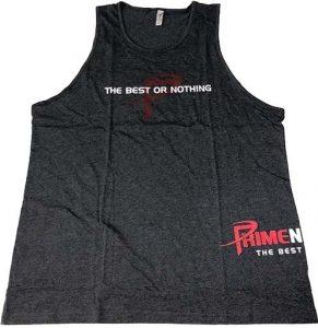 Prime Nutrition Tank, Grey, XXL   Comprar Suplemento em Promoção Site Barato e Bom