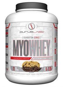 MyoWhey Protein By Purus Labs, Chocolate Cookie Crunch, 5lb   Comprar Suplemento em Promoção Site Barato e Bom