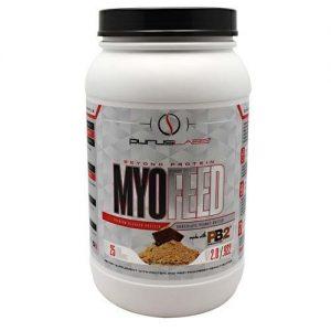 Myofeed Protein By Purus Labs, Chocolate Peanut Butter, 2.4LB   Comprar Suplemento em Promoção Site Barato e Bom