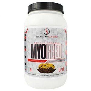 Myofeed Protein By Purus Labs, Chocolate Cookie Crunch, 1.9LB   Comprar Suplemento em Promoção Site Barato e Bom