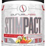 Stimpact Pre Workout By Purus Labs, Smooth Tropical Breeze, 30 Servings   Comprar Suplemento em Promoção Site Barato e Bom