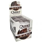 Quest Cookie, Double Chocolate Chip, 12/Box, by Quest Nutrition   Comprar Suplemento em Promoção Site Barato e Bom