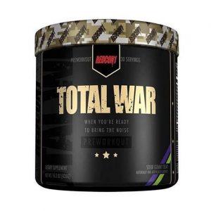 Total War Pre Workout By Redcon1, Sour Gummy Bear, 30 Servings   Comprar Suplemento em Promoção Site Barato e Bom